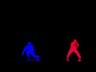 """Танцевальная группа парней из Томска ЮДИ  в популярном шоу Британия ищет таланты c танцем """"Борьба света с тенью"""""""