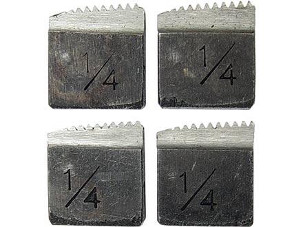 Резцы для клуппов , 4 шт.   SPARTA