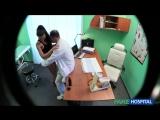 FakeHospital_ Inga Devil - Sexy sales lady makes doctor cum twice as they strike