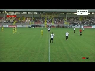 13 CL-2015/2016 Hibernians FC - Maccabi Tel Aviv 2:1 (14.07.2015) HL