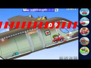 Мультики для детей - Красная машинка Вилли 2. Часть 1