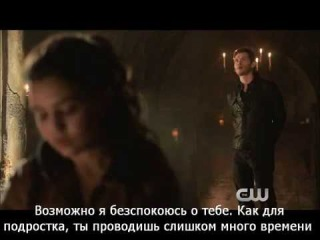 #1 The Originals - Night Has a Thousand Eyes Clip [русские субтитры]