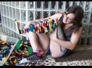 AmputeeOT My Legoleg - amputee prosthetic leg made with Lego bricks legos