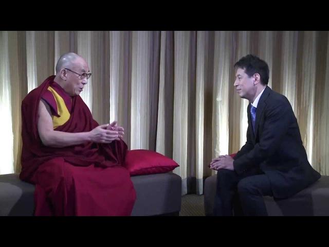 Далай-лама. Интервью в Японии