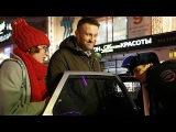 Московская полиция задержала Алексея Навального после интервью на радио