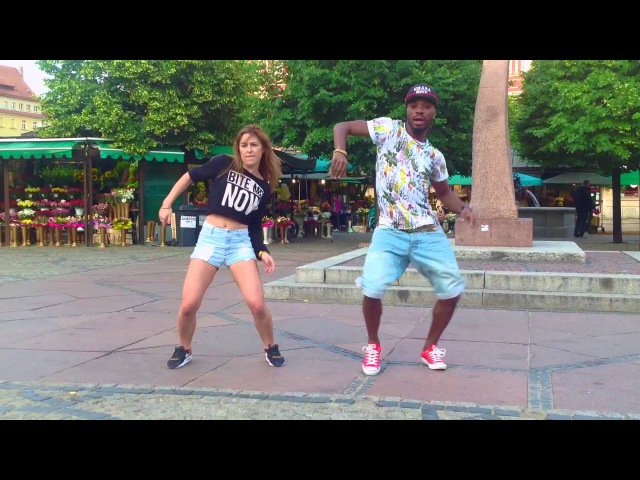 Afro fusion by Kasia & Switch    J Martins - Dance 4 me