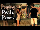 AverageBroTV - Pooping Pants Prank!