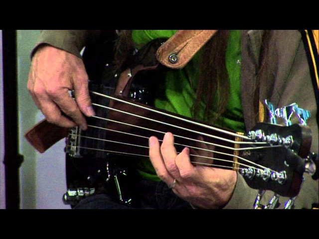 PreSonus—Live from NAMM 2013: Victor Wooten, Steve Bailey, and David Fingers Haynes, 4 of 4.