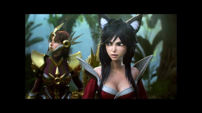CGI Animated Cinematics HD: