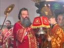 День рождения святого страстотерпца Николая II