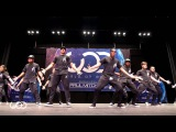 United Dance Crew 2nd Place Upper Division FRONTROW World of Dance San Diego 2015 #WODSD15