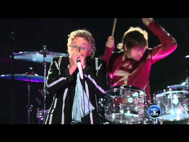 THE WHO SuperBowl XLIV Half Time Show COMPLETE 02 07 10