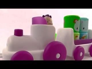 Развивающие мультики для малышей от 1