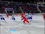 Новостной сюжет о матче «Енисей» - «Динамо-Казань»