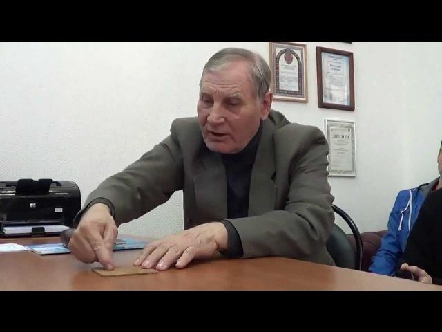 Рыбников Ю.С. о математике и деньгах - 26 апреля 2013