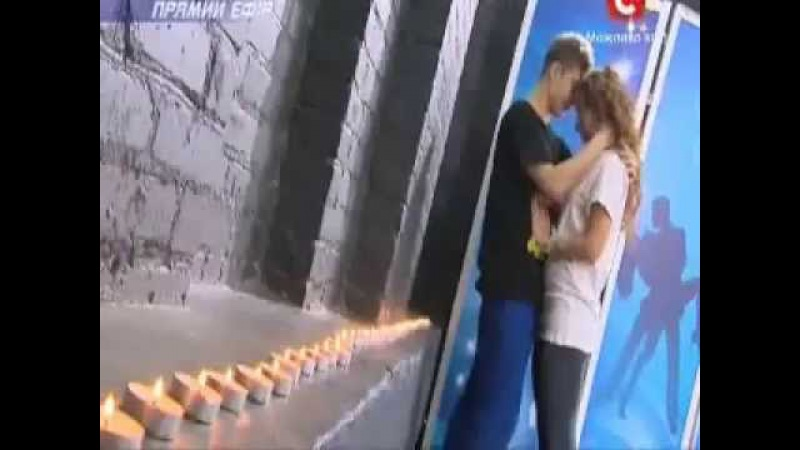 Алиса Доценко и Антон Пануфник- Эта любовь не дожила до утра (клип)