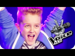 I'm Not The Only One - Sam Smith (Luca S.) | The Voice Kids 2015 | Blind Auditions | SAT.1