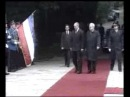 Лукашенко в Белграде 1999 год.
