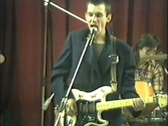 Клаксон Гам концерт в Томске 23 11 1991 хобби центр TV версия