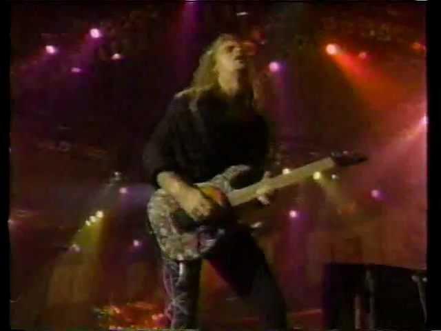 Warrant - Live In Lafayette, LA 1991[Full Concert]