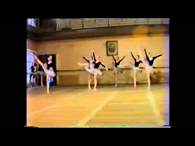 Выпускной класс Нар.арт.СССР, Н.М,Дудинской (1991год)