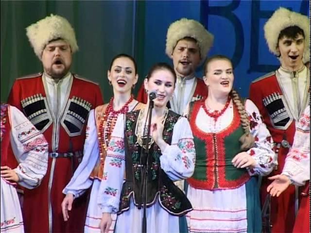 Кубанский казачий хор - Ой, хотя бы, Господы