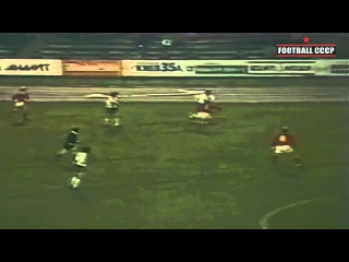 1/32 Кубок УЕФА 1988/1989 Торпедо Москва-Мальме 2-1 доп.вр.
