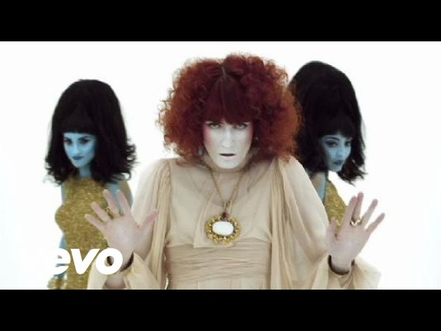 Florence The Machine - Dog Days Are Over (2010 Version)