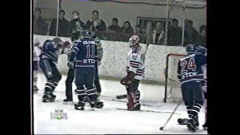 16-18.31.03.1997 Плей-офф РХЛ. 1/8, 1/2. Драки Лады