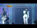 hd kim heechul Jang Geun Suk - mc special (popular song)