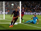 Барселона - Севилья 5-4●11 августа 2015,Суперкубок УЕФА●ВСЕ ГОЛЫ