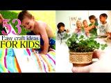 53 простых идей для детских поделок