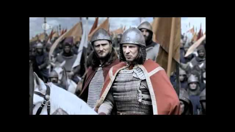 2008.Документальний фільм.Отто і його королівство. част.1( 1-10)німецькою.