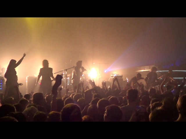 We Butter The Bread With Butter - Schlaf, Kindlein Schlaf (live in Minsk - 04.12.13)