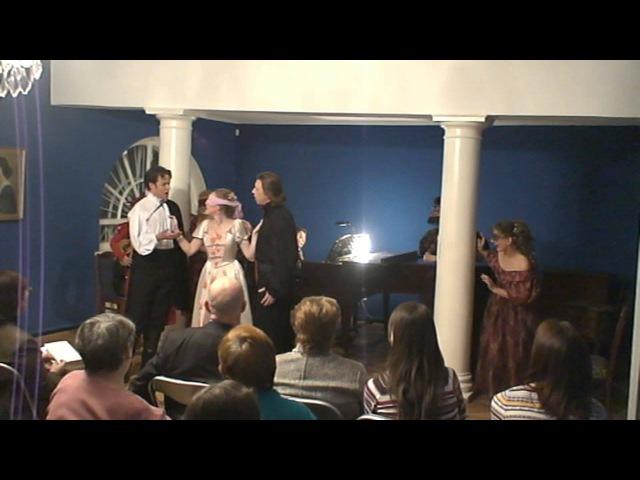 ТАТЬЯНА АГАФОНКИНА - Duet Don Giovanni and Zerlina. Mozart. La ci darem la mano
