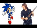 SONIC the Hedgehog ost Metal cover medley sega megadrive genesis by ProgMuz