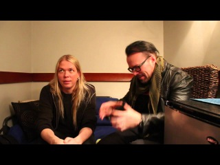 Apocalyptica Interview with Music Junkie Press at the Regency Ballroom 2015