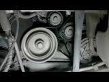 Замена ремня ГРМ мотор 2.0 RFN PSA Citroen Peugeot