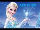 Frozen (Ledové Království) - Let it go (czech version) cz lyrics HD