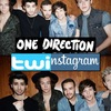 ONE DIRECTION | twinstagram