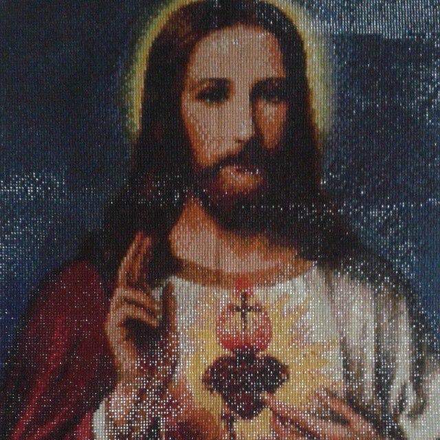 Сердце Христово*икона*