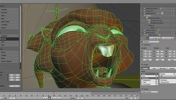 Как сделать анимацию на графике