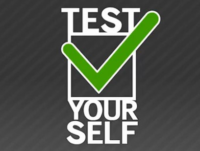 Form: 10. The theme of the lesson: Test yuorself