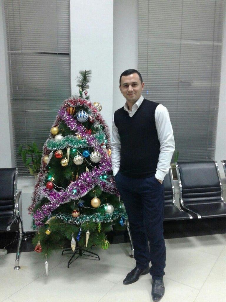 Namiq Ahmedov, Гёйчай - фото №6