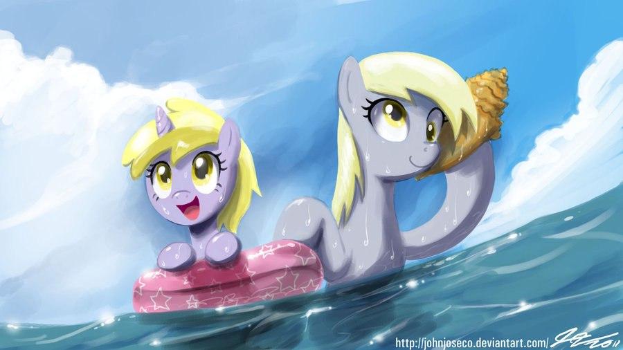 Приключения Маленьких Пони