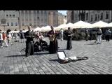 Чешски национальный ансамбль. Красиво и необычно