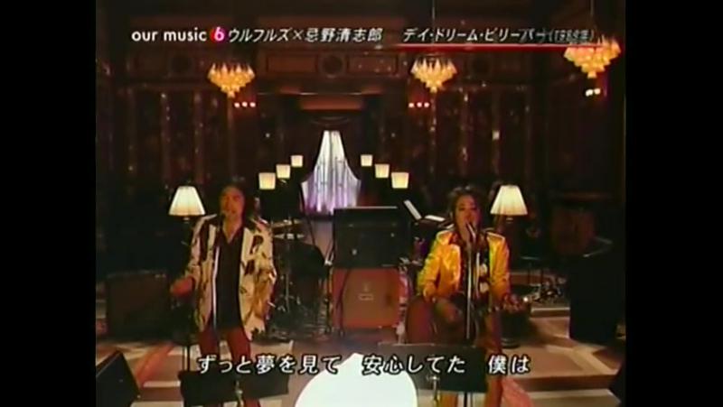 ULFULS × Kiyoshiro Imawano - Daydream Believer