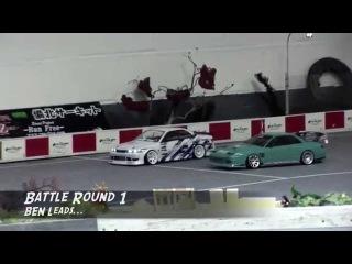 SoulRC Battle 02 RWD Ben Clinton vs Ralph Love