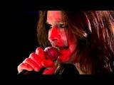 MetallicA Ozzy - Iron Man Paranoid (RnR Hall of Fame '09)