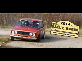 Rally edzés 2014 November- Action & Maximum Attack- ofonrallyvideo
